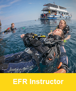 EFR Instructor Thailand Koh Lanta