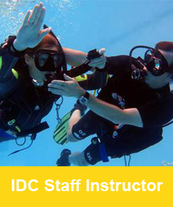 IDC Staff Instructor Thailand Koh Lanta