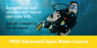 PADI Advanced Open Water Course Thailand - Lanta Diver, Koh Lanta